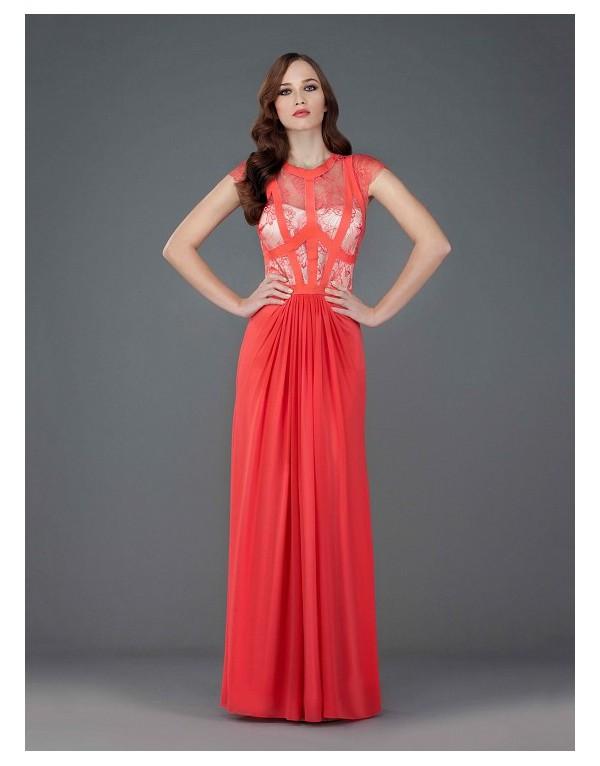 Rochie de seara eleganta din dantela, 98105, 240 euro
