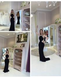 Adina Galupa in rochie de seara