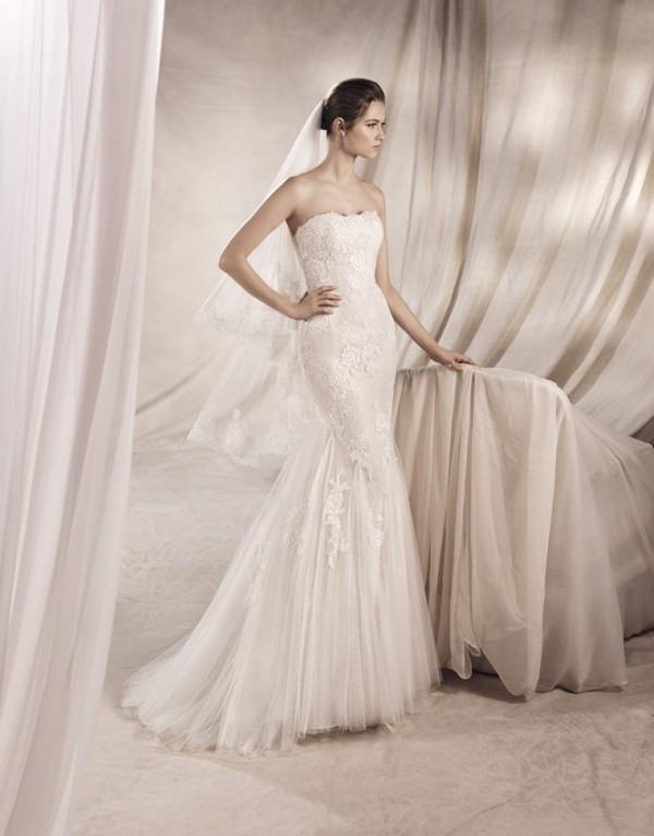 Rochie de mireasa Yone
