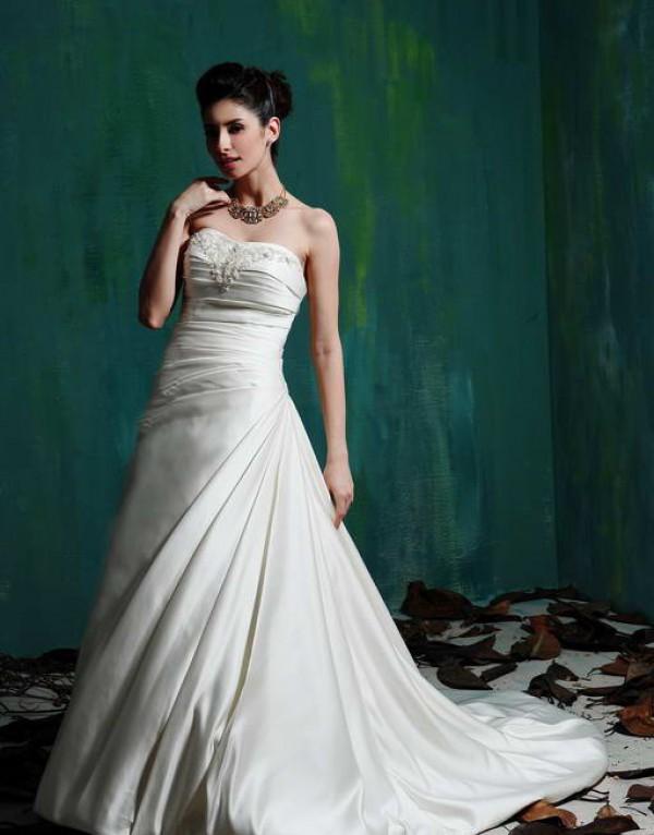 Rochie de mireasa 5102