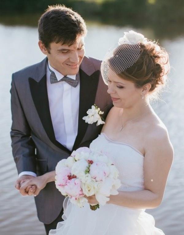 Elena si rochia de mireasa de la Eternity Bridal
