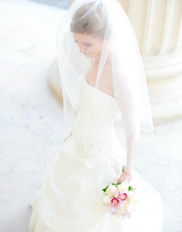 Nicoleta si rochia de mireasa Fara Sposa