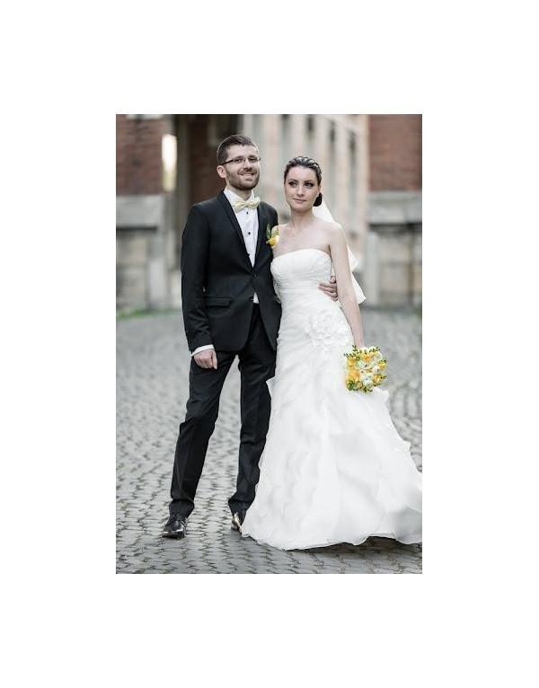 Claudia si rochia de mireasa 5105 de la Fara Sposa