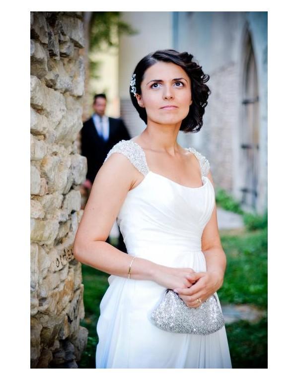 Lavinia si rochia de mireasa 11187 de la Ellis Bridals