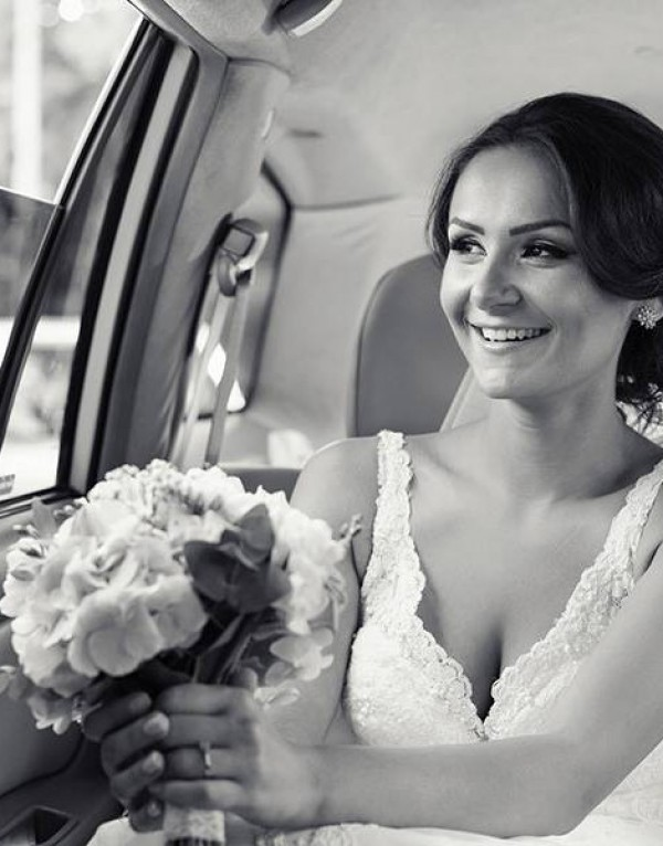 Roxana si rochia de mireasa 5286 de la Fara Sposa