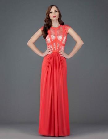 Rochie de seara eleganta din dantela, 98105
