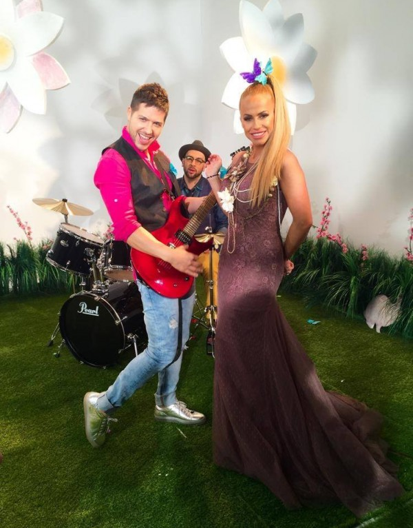 Anda Adam, promo pentru Antena Stars