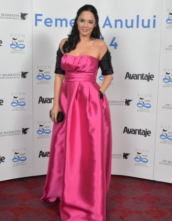 Andreea Marin la Gala Avantaje