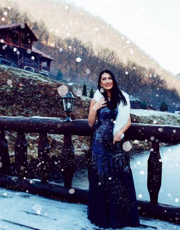 Alina Vlad blogger