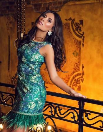 Andreea Chiru Miss Earth Romania