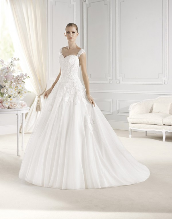 Rochie de mireasa Enelsa