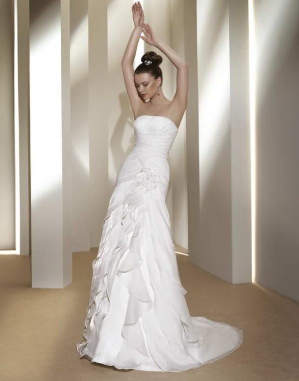Rochie de mireasa 5105