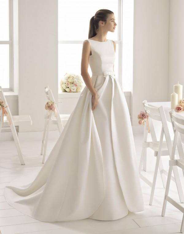 Rochie de mireasa Bresla