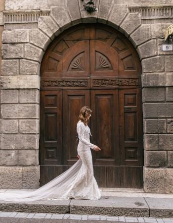 Rochie de mireasa Roksi