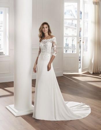 Rochie de mireasa VANIL