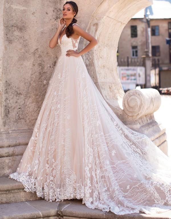 Rochie de mireasa 18021 BRUTTE