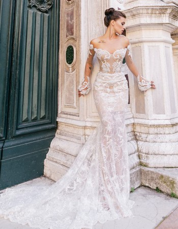 Rochie de mireasa Gorgetta
