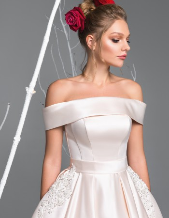 Rochie de mireasa AGATA