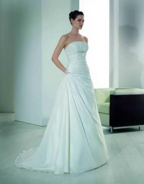 Rochie de mireasa 5504
