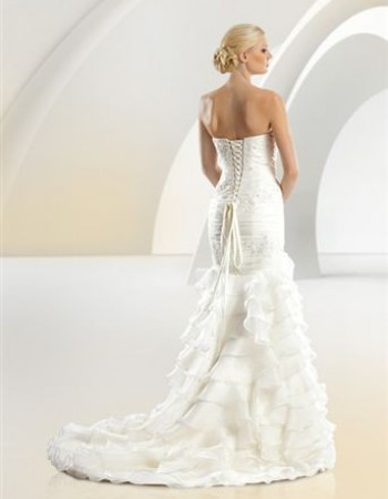 Rochie de mireasa 4605