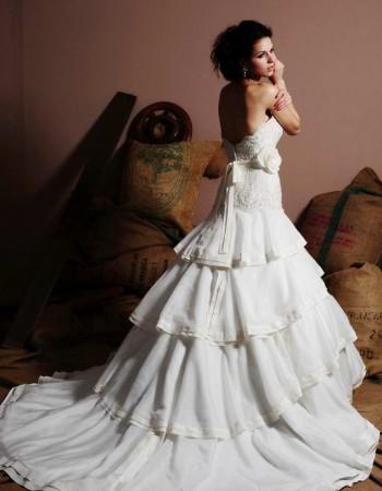 Rochie de mireasa 2372