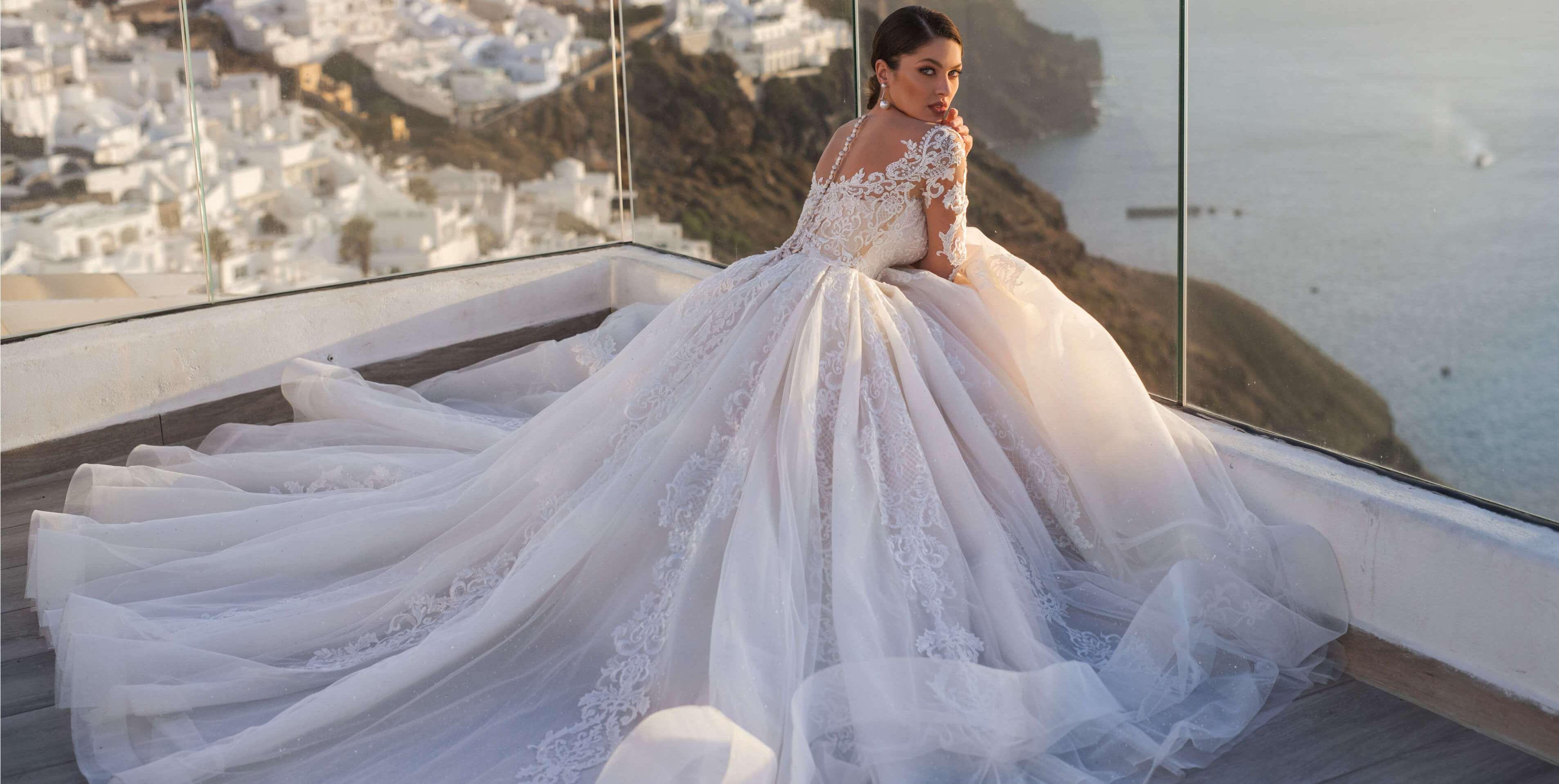 Rochii de mireasa Navi Blue si Blunny Bridal 2021 by Bella Sposa