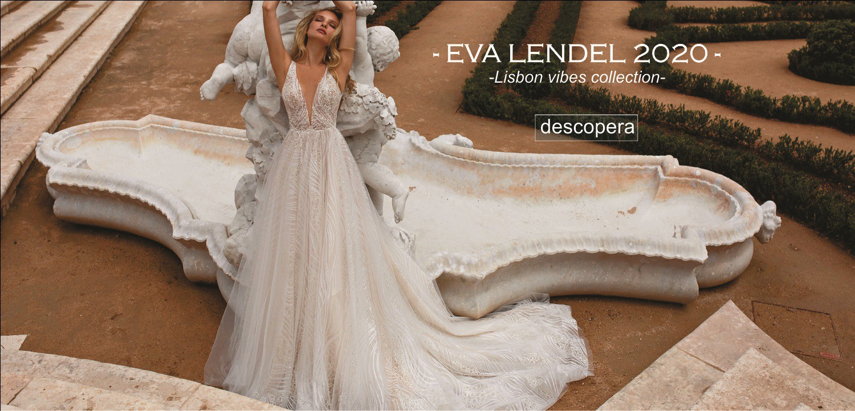 Rochii de mireasa Eva Lendel 2020 by Bella Sposa