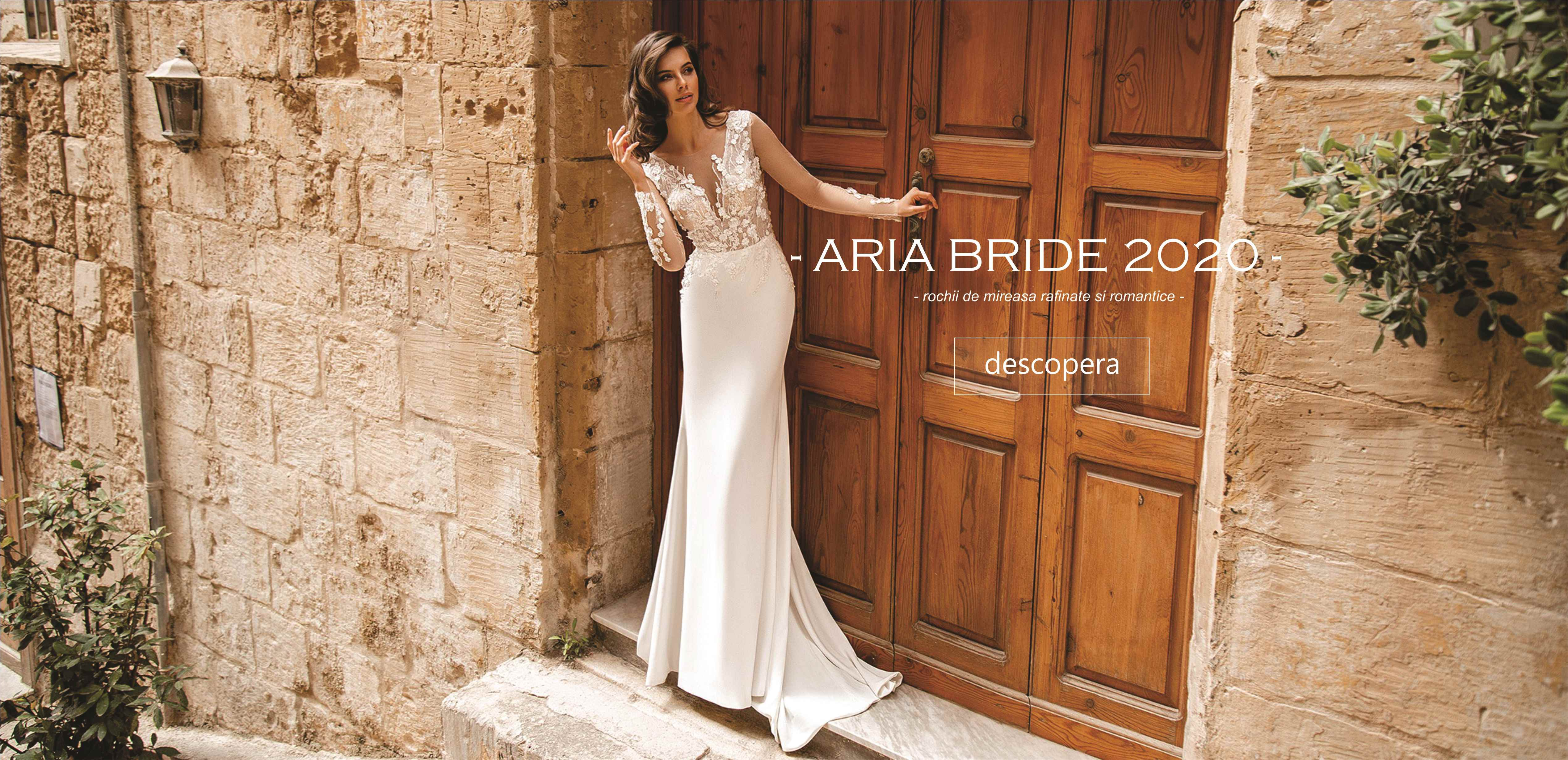 Aria Bride Collection